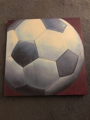 Soccer Ball Wall Decor for Sale in Laurel, MD
