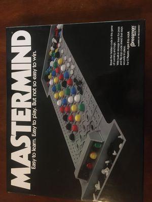 Mastermind Board Game. Super fun. for Sale in Albuquerque, NM