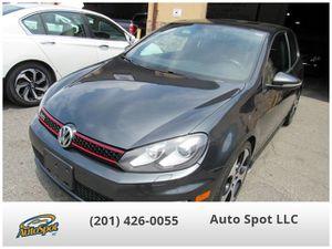 2010 Volkswagen GTI for Sale in Garfield, NJ