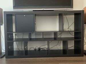 IKEA entertainment center for Sale in San Mateo, CA