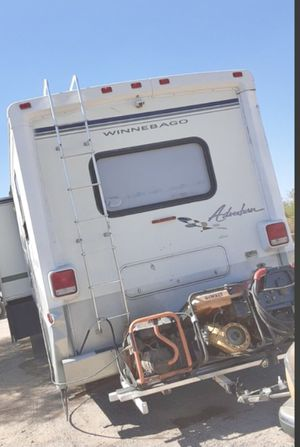 Tilt RackMotorcycle carrier truck RV motorhome camping trailers for Sale in Phoenix, AZ