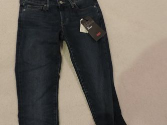 Levi's 711 Skinny Candiani Denim Mill (Italy) Jeans for Sale in Kirkland,  WA