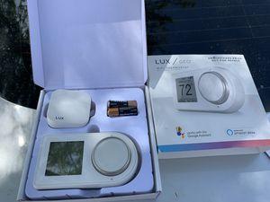 LUX WiFi thermostat for Sale in Buckeye, AZ