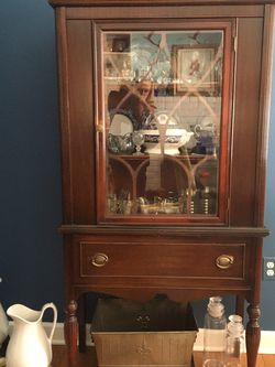 Antique China Cabinet for Sale in Monrovia,  MD