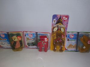 Ty beanie babies for Sale in Cleveland, OH