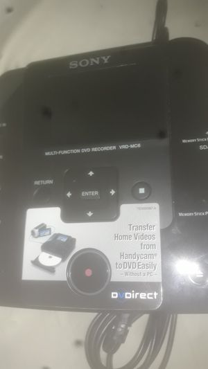 Sony DVD converter for Sale in Hollywood, FL