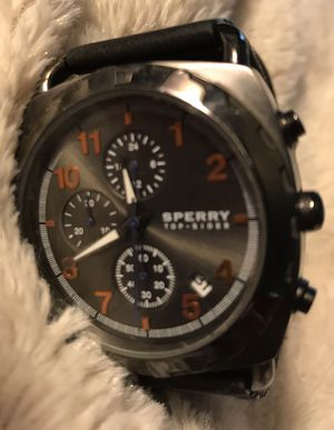 SPERRY Top Sider gently used men's watch for Sale in Silver Spring, MD