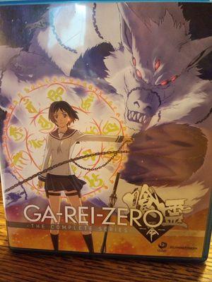 Ga-ra-zero anime for Sale in Newark, OH