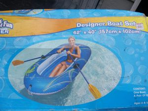inflatable boat Brand New for Sale in SOUTH SUBURBN, IL