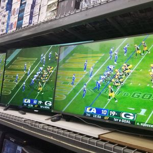 BEST PRICE GUARANTEED ON BRAND NEW TVS. FINANCING AVAILABLE. READ THE DESCRIPTION FOR PRICES for Sale in Los Angeles, CA