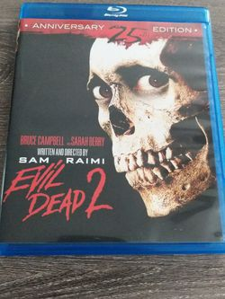 Evil Dead 2 (Horror Blu-Ray) for Sale in Montgomery Village,  MD