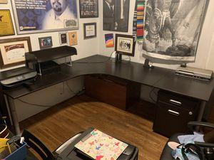 IKEA Galant Corner Office Desk for Sale in Chula Vista, CA