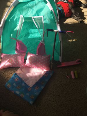 18in Doll Outdoors Set for Sale in Bostonia, CA