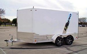 Only$1000 Enclosed Cargo Trailer for Sale in Phillips Ranch, CA