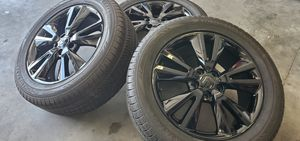 "20"" Jeep Grand Cherokee Dodge Durango wheels and tires for Sale in Atascocita, TX"