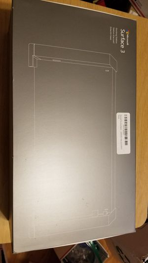LOT OF 4X NIB SEALED Microsoft surface pro 3 docking station 1672. Condition is New.. All brand new sealed never used units. for Sale in Chino Hills, CA