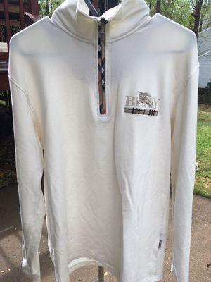 Burberry pullover long sleeve for Sale in Woodbridge, VA