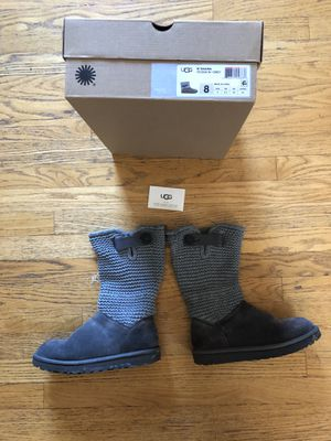 UGG Boots Women's Size 8 for Sale in Bloomingdale, IL