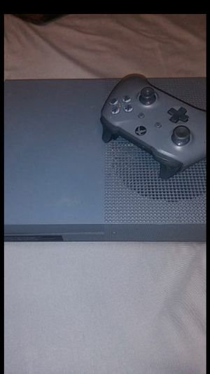 Xbox one s with games for Sale in Dallas, TX