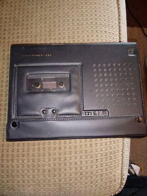 Marantz 3 head recorder audio cassette recorder for Sale in Waco, TX