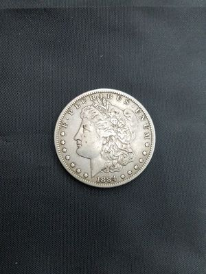 1884 Morgan Silver Dollar Coin for Sale in Commerce, CA