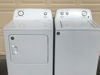 Amana Washer and Dryer for Sale in Beaverton,  OR