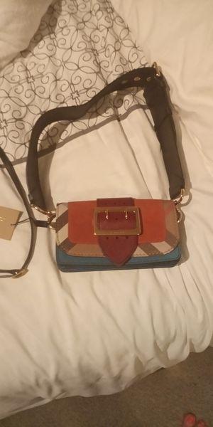 Burberry waist buckel shoulder bag for Sale in Bellflower, CA
