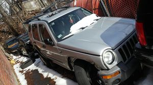 """2003 jeep liberty parting out """"ONLY""""!! for Sale in Cranston, RI"""