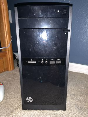 Hp Desktop and Dell PC for Sale in Deltona, FL