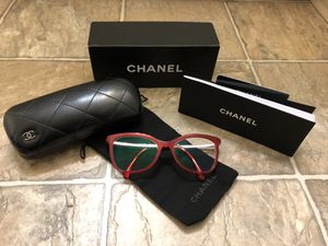 Chanel Red Glasses for Sale in Washington, DC