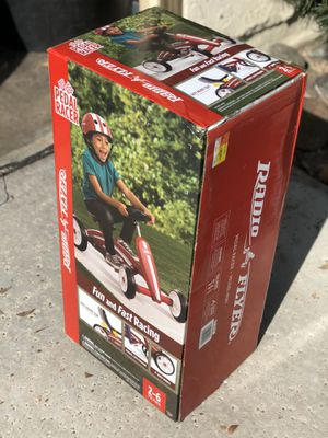 Radio Flyer- Pedal Racer ( ages 2-6 ) for Sale in West Covina, CA
