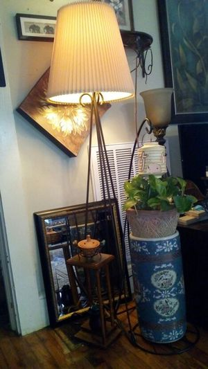 $50 Antique lamp look great on every corners for Sale in Spartanburg, SC