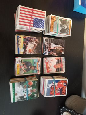 Mixed Sports cards (20 cards per stack) for Sale in Cleveland, OH