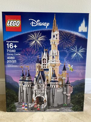LEGO Disney Castle 71040 for Sale in Tampa, FL