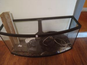 The least 100 gallon fish tank for Sale in Endicott, NY