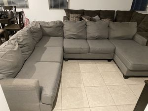 Sectional couches for sale for Sale in Sun City, AZ