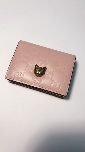 Gucci Wallet with Cat Head for Sale in San Francisco, CA