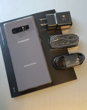 Samsung Galaxy Note 8 , UNLOCKED . Excellent Condition ( as like New) for Sale in VA, US