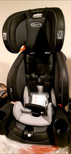 Graco Nautilus snuglock LX 3 in 1 harness booster seat in Neo for Sale in Fontana, CA