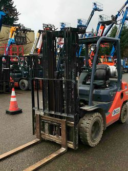Toyota 5k Forklift for Sale in Seattle,  WA