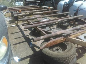 20 foot trailer project for Sale in Fresno, CA