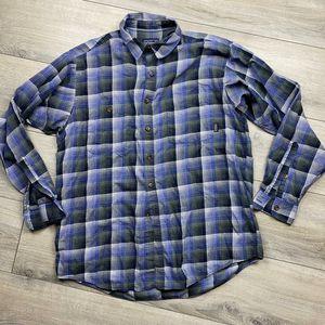 Patagonia Organic Cotton button up* men's medium* great shape for Sale in Spokane, WA