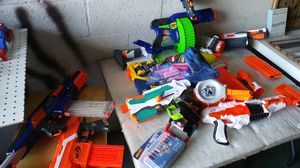 Nerf Guns lot for sale MAKE OFFER for Sale in Miami, FL