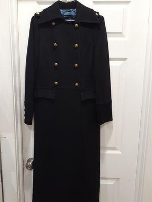 ELEGANT BLACK TRENCH, ala MARK NEW YORK for Sale in Philadelphia, PA