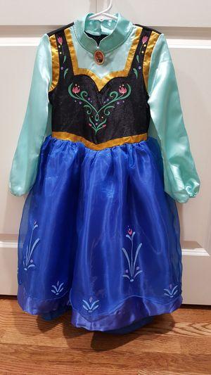 Frozen Anna Dress from Disney store Size 4 - 6 for Sale in Everett, WA