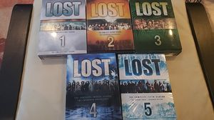 Lost Seasons One through Five for Sale in Washington, DC