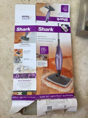 Shark brand Light and Easy brand Steam Mop for Sale in Miami Beach, FL