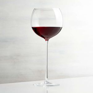 Crate and Barrel Camille 23 Oz. Red Wine Glass (Set of 6) for Sale in Washington, DC