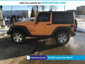 2013 Jeep Wrangler for Sale in Skokie, IL