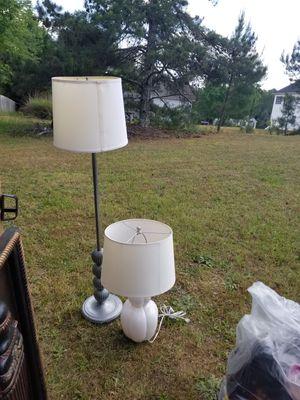 2 lamps for Sale in Powder Springs, GA